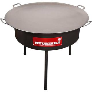 Muurikka 100cm Original with a wind shield and burner