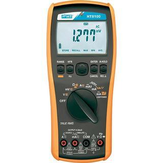 HT Processkalibrator & TRMS precisions-multimeter HT8100 HT Instruments HT8100