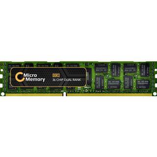 MicroMemory DDR3 1333MHZ 4GB ECC Reg for IBM (MMH0055/4G)