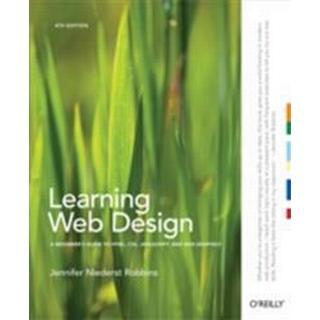 Learning Web Design (E-bok, 2015), E-bok
