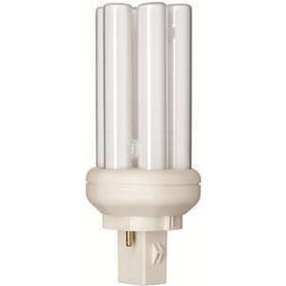 Philips Master PL-T Fluorescent Lamp 18W GX24D-2 830