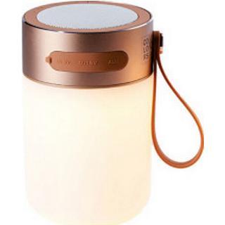 Halo Design Colors Sound Jar Gold