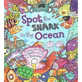 Spot the Shark in the Ocean (Häftad, 2015), Häftad