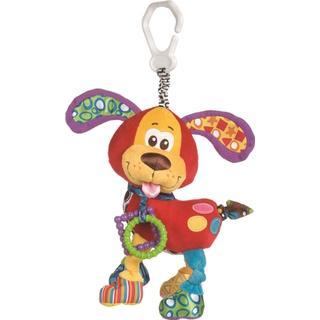 Playgro Barnevognslegetøj Hundehvalp med Rasleører