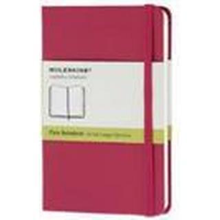 Moleskine Classic Notebook, Pocket, Plain, Magenta, Hard Cover (3.5 X 5.5) (Övrigt format, 2013), Övrigt format