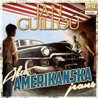 Äkta amerikanska jeans (Ljudbok MP3 CD, 2016)