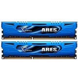 G.Skill Ares DDR3 1600MHz 2x4GB (F3-1600C9D-8GAB)