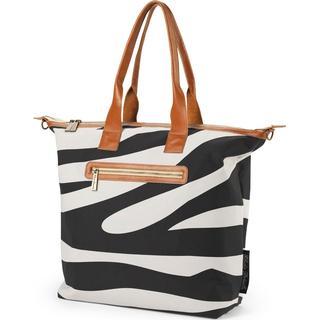 Elodie Details Pusletaske Zebra Sunshine
