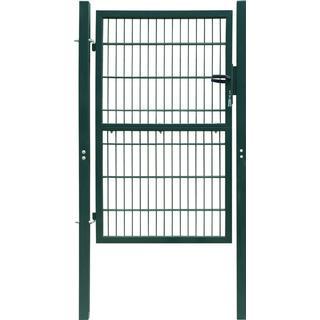 vidaXL 2D Garden Gate 106x190cm