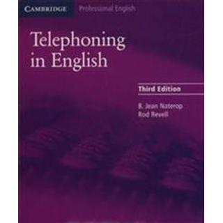 Telephoning in English (Pocket, 2004), Pocket