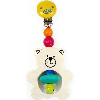 Hess Clip on Toy Bear 12791