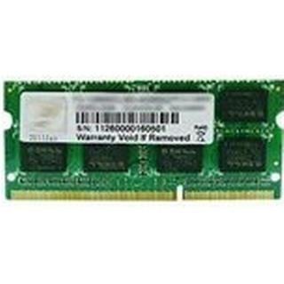 G.Skill Standard DDR3 1333MHz 8GB (F3-10666CL9S-8GBSQ)