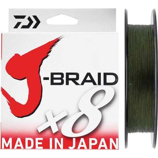 Daiwa Jbraid 8 Braid 0.22mm 500m