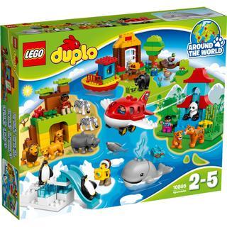 Lego Duplo Verden Rundt 10805