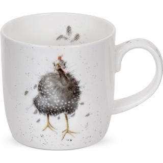 Royal Worcester A Fair Fowl Krus 31 cl