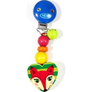 Hess Clip on Toy Fox 12801
