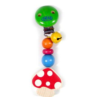 Hess Clip on Toy Toadstool 12802