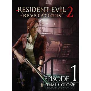 Resident Evil: Revelations 2 - Episode One - Penal Colony