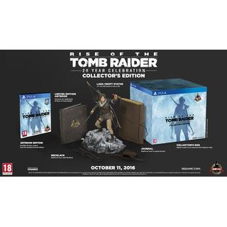 Rise of the Tomb Raider: 20 Year Celebration - Collectors Edition