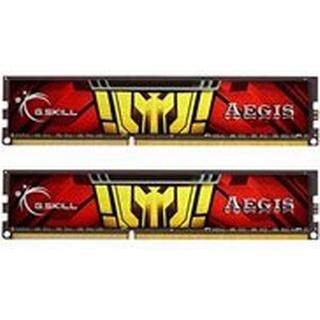 G.Skill Aegis DDR3 1333MHz 2x8GB (F3-1333C9D-16GIS)