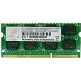 G.Skill Standard DDR3 1600MHz 8GB (F3-1600C10S-8GSQ)