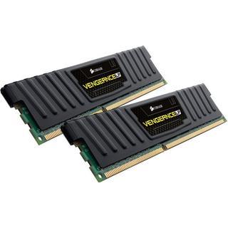 Corsair Vengeance LP Black DDR3 1600MHz 2x4GB (CML8GX3M2A1600C9)