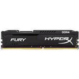 HyperX Fury Black DDR4 2666MHz 4x4GB (HX426C15FBK4/16)
