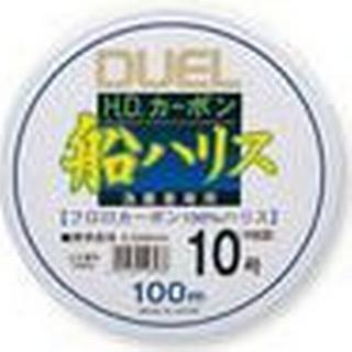 Duel H.d. Carbon Fune Leader 0.210mm 100m