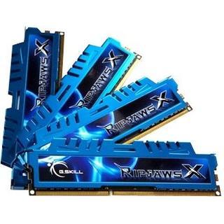 G.Skill RipjawsX DDR3 2133MHz 4x4GB (F3-2133C10Q-16GXM)