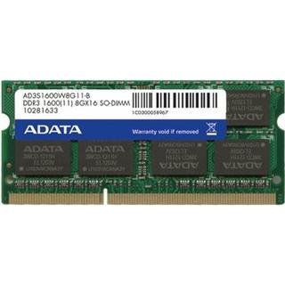 Adata Premier DDR3L 1600MHz 8GB (ADDS1600W8G11-S)