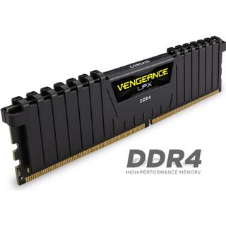 Corsair Vengeance LPX Black DDR4 2133MHz 4x8GB (CMK32GX4M4A2133C13)
