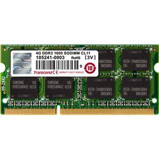 Transcend JetRAM DDR3 1333MHz 4GB (JM1333KSN-4G)