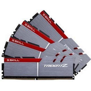 G.Skill Trident Z DDR4 3200MHz 4x8GB (F4-3200C15Q-32GTZ)