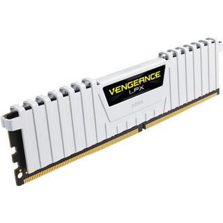 Corsair Vengeance LPX White DDR4 2666MHz 4x16GB (CMK64GX4M4A2666C16W)