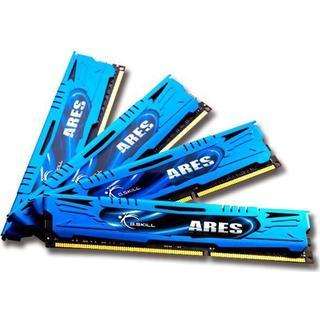 G.Skill Ares DDR3 2133MHz 4x4GB (F3-2133C10Q-16GAB)