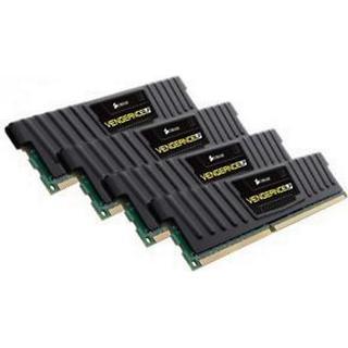 Corsair Vengeance LP Black DDR3 1600MHz 4x8GB (CML32GX3M4A1600C10)