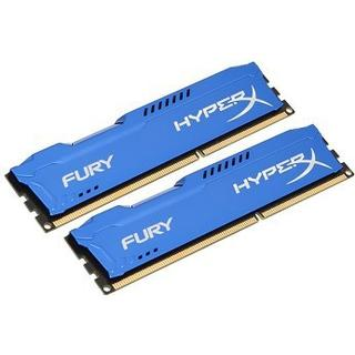 HyperX Fury DDR3 1333MHz 2x4GB (HX313C9FK2/8)