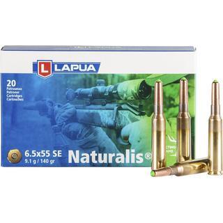 Lapua Naturalis 6.5x55 140gr