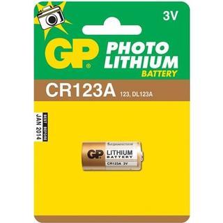 GP Batteries CR123A