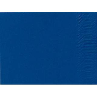Duni 2 Layer Table Setting Napkin Dark Blue
