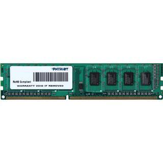 Patriot Signature Line DDR3 1600MHz 4GB (PSD34G160081)