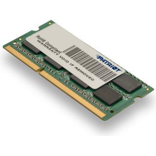 Patriot Signature Line DDR3 1600MHz 4GB (PSD34G1600L81S)
