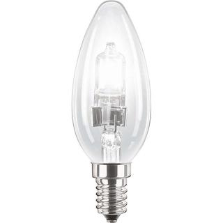 Philips Classic Kerte Halogen Lamp 28W E14