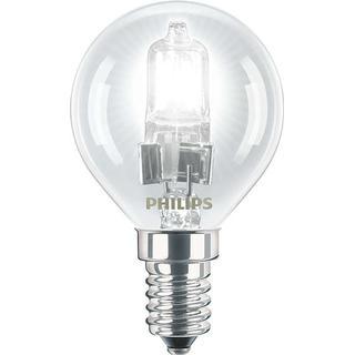 Philips Classic P45 Halogen Lamp 18W E14
