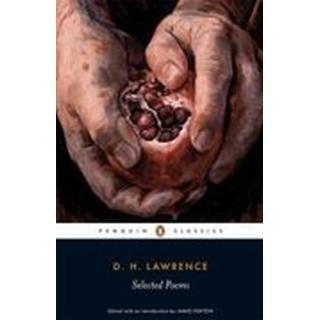 Selected Poems (Häftad, 2008), Häftad