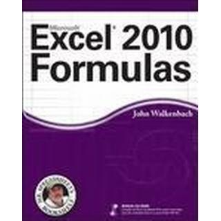 Excel 2010 Formulas Book/CD Package (, 2010)