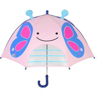 Skip Hop Zoobrella Lille Barn Sommerfugl Paraply