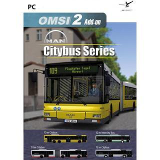 OMSI 2: MAN Citybus Series