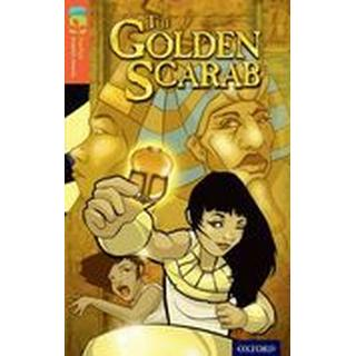 Oxford Reading Tree TreeTops Graphic Novels: Level 13: The Golden Scarab (Häftad, 2014), Häftad