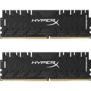 Kingston Predator Black DDR4 3333MHz 2x8GB for Intel (HX433C16PB3K2/16)